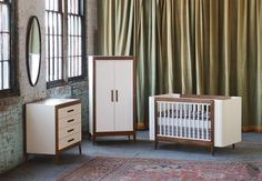 Casa%20Kids%20Nursery%20Furniture Flexible Childrens Bedroom Furniture Changes from Nursery, to Toddler, to Adolescent