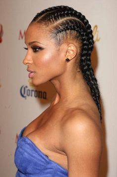 Stupendous Braid Hairstyles Hairstyles For Black Women And Braids On Pinterest Short Hairstyles For Black Women Fulllsitofus