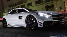 462PK voor de Mercedes AMG-GT