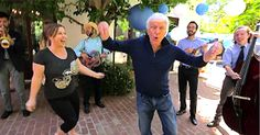 At 90-Years-Old, Dick Van Dyke Stuns The Internet With His Awesome Dance Moves via LittleThings.com