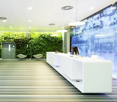 Microsoft Vienna HQ Office Pictures