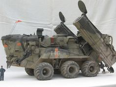 Raktraktor by Mark`Stevens ModelCrafter, via Flickr