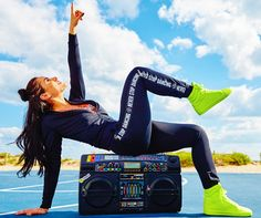 The Zumba® Wear Crew is back and ready to play! This time, a beach party is what it's all about. Surf, skate, and beach sports are on their minds and our newest collection is perfect to fit their needs. The Zumba Wear 'Move Like You Mean It' collection was designed around the idea of having …