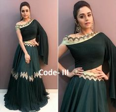 Grab this chic outfit and make it yours (reference purpose only ) Book orders For orders and enquiries dm or WhatsApp us on 7042076510 Like share comment tag Designer Party Wear Dresses, Indian Designer Outfits, Indian Outfits, Lehenga Choli Designs, Indian Wedding Gowns, Indian Gowns Dresses, Stylish Dresses, Fashion Dresses, Style Marocain