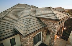 Tile Roof by Green E Construction