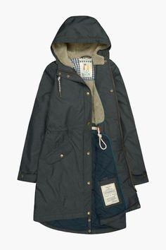 Plant Hunter Coat