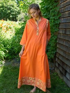 Sunrise Ladies Caftan by April Cornell