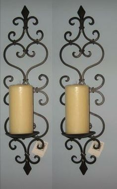 72 best sconces images candle sconces chandeliers candle wall rh pinterest com