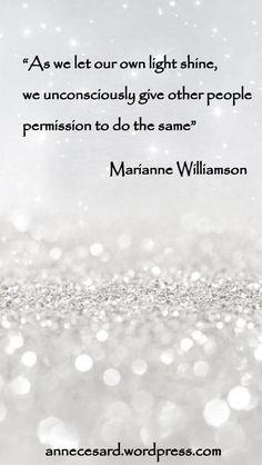 Permalien de l'image intégrée Nimes France, Marianne Williamson, Let It Be