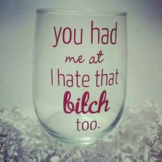 Vino please is the world's leading source for high quality wine accessories and tools. Shop for wine stoppers, thermometers, foil cutters, & more. Wine Glass Sayings, Bitch Quotes, Sassy Quotes, Painted Wine Glasses, In Vino Veritas, Vinyl Projects, Circuit Projects, Fun Projects, Project Ideas