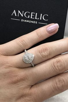 This pear diamond engagement ring is beyond stunning. Featuring a large pear shaped diamond surrounded by a diamond halo with even more diamonds running down either side of a white gold band. #angelicdiamonds #engagementrings #engaged #imengaged #diamondsareforever #diamondsareagirlsbestfriend #sparklesparkle #whitegold #diamonds #diamondrings #goldrings #ringideas #ringinspo #ringinspiration #jewellery #jewelry Pear Diamond Engagement Ring, Elegant Engagement Rings, Wedding Rings, Diamond Choker, Diamond Jewellery, Halo Diamond, Beautiful Diamond Rings, Pear Shaped Diamond, Eternity Ring