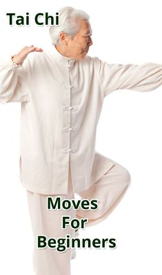 Tai Chi Moves For Beginners...#TaiChi, #Moves, #Beginners, #Fitness #Exercise