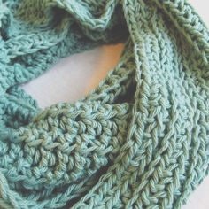Get cozy for fall with our chunky knit cotton scarves. Made from 100% cotton. Custom colors are available, too!