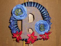 """R"" Wreath"