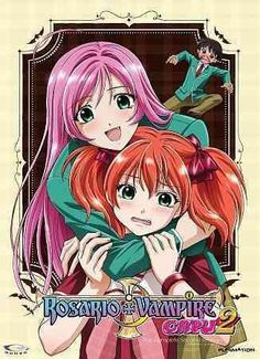 This creepy crawly release from ROSARIO + VAMPIRE: CAPU2, the second season of the anime series ROSARIO + VAMPIRE, includes all 13 episodes of the season, following the story of a high schooler named