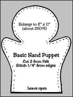 Craft felt kids finger puppets Ideas for 2019 Glove Puppets, Felt Puppets, Puppets For Kids, Felt Finger Puppets, Hand Puppets, Sewing Basics, Sewing Hacks, Sewing Projects, Easy Projects