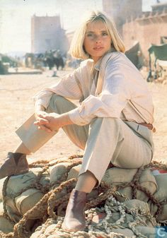 007 #16 1987 ••The Living Daylights•• BondGirl 16: Maryam d'Abo (UK; Russian mom/Dutch dad) as Kara Milovy • Bond: Timothy Dalton (Wales) (his 1st; the 4th to act as JB) • imdb: http://www.imdb.com/name/nm0001881/bio?ref_=nm_ov_bio_sm • wiki: http://en.wikipedia.org/wiki/Maryam_d'Abo