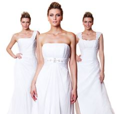 Vestidos lindo de noiva!