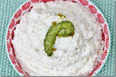 Cauliflower and Millet Mash (vegan, gluten free, soy free)