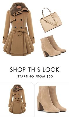 """.."" by jasmina-jasna-kurtic ❤ liked on Polyvore featuring Yves Saint Laurent and Michael Kors"
