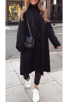 Winter Fashion Outfits, Look Fashion, Winter Outfits, Autumn Fashion, Fashion Women, Fashion Ideas, Fashion Design, Fashion Tips, Cute Casual Outfits