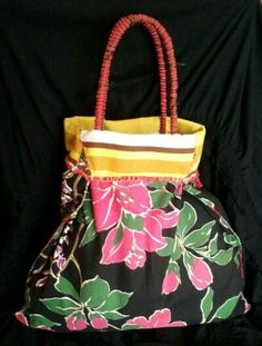 Vintage Slouch Bag by Kimberly Cannon