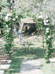 Photography: Kate Holstein - kateholstein.com   Read More on SMP: http://www.stylemepretty.com/2015/09/15/italian-destination-wedding-at-castello-di-vicarello/
