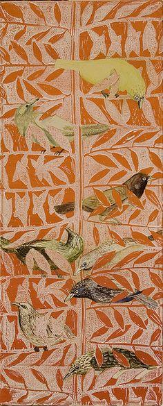 Cate Edwards, Orange Birds