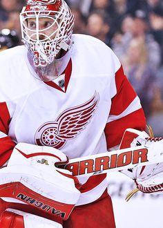 Detroit Red Wings: Jimmy Howard