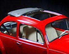 VW Beetle 1953-1976 (Type 1) 2 Fold Sliding Ragtop - Legacy Products