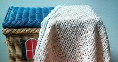 Dit patroon heb ik zelf bedacht, het is erg eenvoudig, en je kan het gemakkelijk doen terwijl je niet zo hoeft op te letten, vo... Baby Items, Fabric Crafts, Crochet Projects, Knitted Hats, Knit Crochet, Stitch, Blanket, Sewing, Knitting