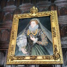 Queen Elizabeth I, unknown artist, circa 1570.