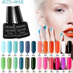 BUY now 4 XMAS n NY. MDSKL 132 Colors 10ml Long Lasting UV Gel Colorful Polishes Art New Style  Nail Gel Polish Soak Off Gel  * Find out more on  AliExpress.com. Just click the VISIT button. #yuleball