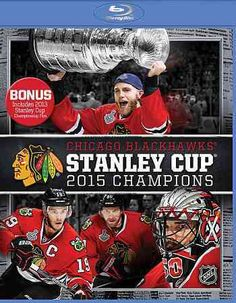 Chicago Blackhawks 2015 Stanley Cup Champions