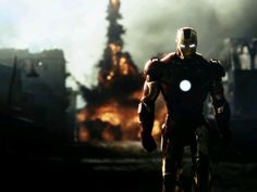 Iron Man movie! its set a new standard for awesome super hero movies. and Robert downey jr. <3