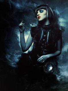 Dark Raven by KryseisRetouche | Shadowness
