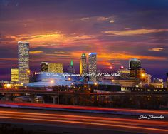Tulsa OK. Skyline Pictures for Sale – Tulsa stock photography Photography Degree, Image Photography, Fine Art Photography, Pictures For Sale, Stock Pictures, Skyline Image, Daylight Savings Time, Advertising Photography, Canvas Pictures