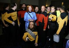 DragonCon 2012 - Star Trek TNG - Bestine FanForce