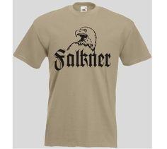 T-Shirt Falkner / mehr Infos auf: www.Guntia-Militaria-Shop.de