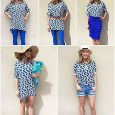Fun ways to wear Irma!! #LLR #LuLaRoe #Irma #freeclothes #popupboutique #sahm…