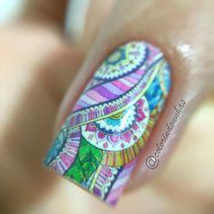 Colorindo Unhas (@colorindounhas) • Fotos e vídeos do Instagram