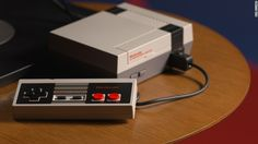 Nintendo releases the Nintendo NES mini just like the original but cheaper the price of this product is $60.