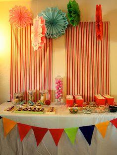 Olivia's ice cream party