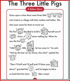 The Three Little Pigs Story Printable Kindergarten Reading Worksheets Free Fresh The 3 Little Pigs Comprehension And Three 3 Little Pigs Story Free Printable English Worksheets For Kindergarten, Kindergarten Reading, Kids Reading, Kindergarten Worksheets, Kids Worksheets, English Stories For Kids, Short Stories For Kids, Three Little Pigs Story, Reading Comprehension Worksheets
