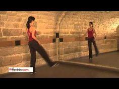 Exercices anti-cellulite faciles