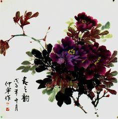 Saatchi Online Artist Chuan-Hong  Li; Painting, p1212-Rhythm of spring #art