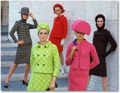 Rome fashion, circa 1967