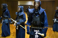 Kendo Department Of Sport And Recreation Pictures