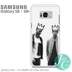 The Chainsmokers 6 Phone Case for Samsung Galaxy Galaxy S8, Samsung Galaxy, Chainsmokers, S8 Plus, Heat Transfer, Phone Cases, Music, Musica, Musik