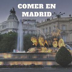 Los mejores sitios para comer en España son: